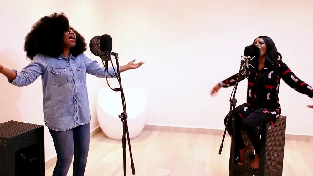 "BellaNaija - ""There is power in the name of Jesus!"" - Watch New Episode of TY Bello's Spontaneous Worship Session with George & Tolu Ijogun"