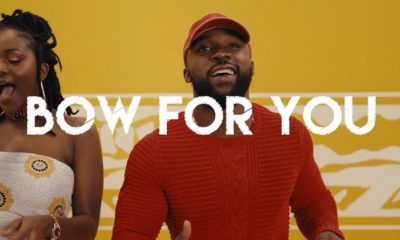 BellaNaija - New Video: Iyanya - Bow For You