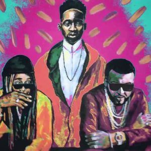 "BellaNaija - Mr Eazi teams up with Major Lazer, French Montana & Ty Dolla $ign on the remix of ""Leg Over"" 