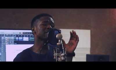 """BellaNaija - WATCH: Johnny Drille & Friends perform acoustic version of """"Romeo & Juliet"""" on First Episode of #JohnnysRoom"""