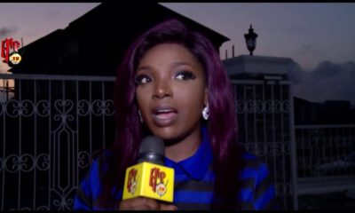 BellaNaija - He still amazes me at times - Annie Idibia on 2Baba | WATCH