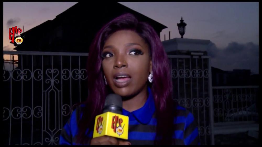 BellaNaija - He still amazes me at times - Annie Idibia on 2Baba | WATCH