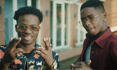BellaNaija - New Video: Korede Bello feat. Lil Kesh - My People