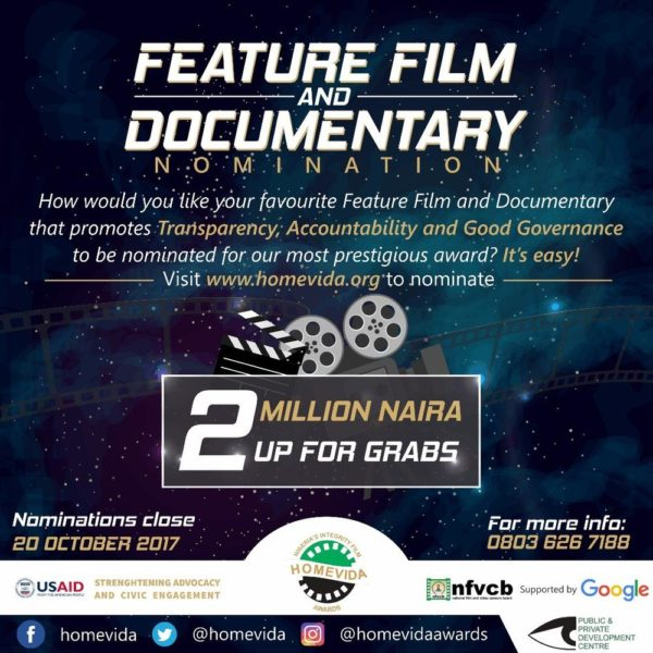 Nigeria Integrity Film Awards