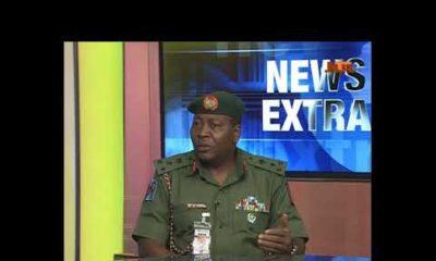 Army General Kukasheka explains the purpose of Operation Python Dance - BellaNaija