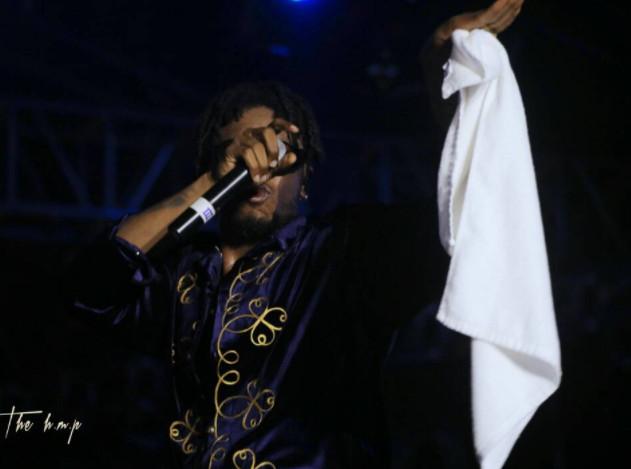 BellaNaija - #TheRuntownExperience: Singer performs to sold-out crowd in Rwanda