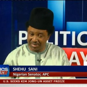 Why President Buhari hasn't declared his 2019 ambition - Senator Shehu Sani | WATCH - BellaNaija