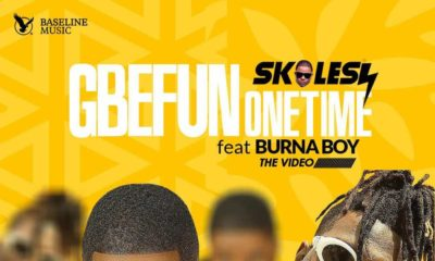 BellaNaija - New Video: Skales feat. Burna Boy - Gbefun One Time