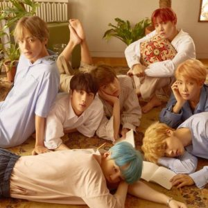 "BellaNaija - Global Pop Sensation BTS drop New Album ""Love Yourself: 'Her'"" 