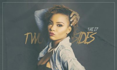"BellaNaija - Sultry Singer Zinny drops New EP ""Two Sides"" 