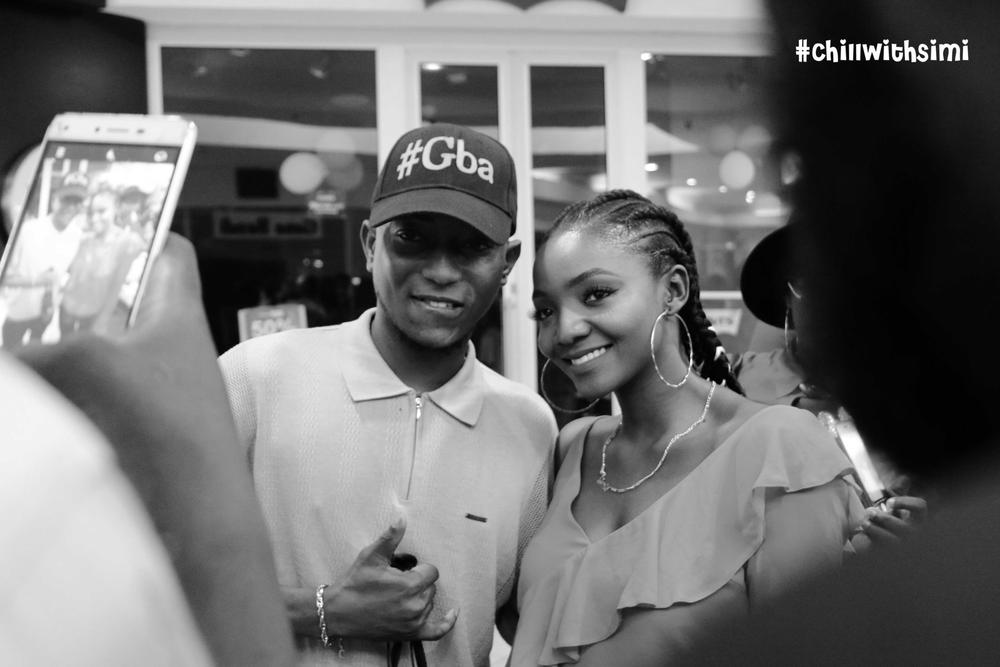 #ChillWithSimi: X3M Singer celebrates Independence Day with fans