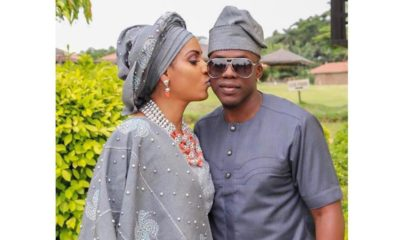 """I was blown away by her intelligence, ambition and kind heart"" - Iceberg Slim on relationship with Juliet Ibrahim"