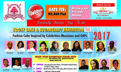Cake Exhibition