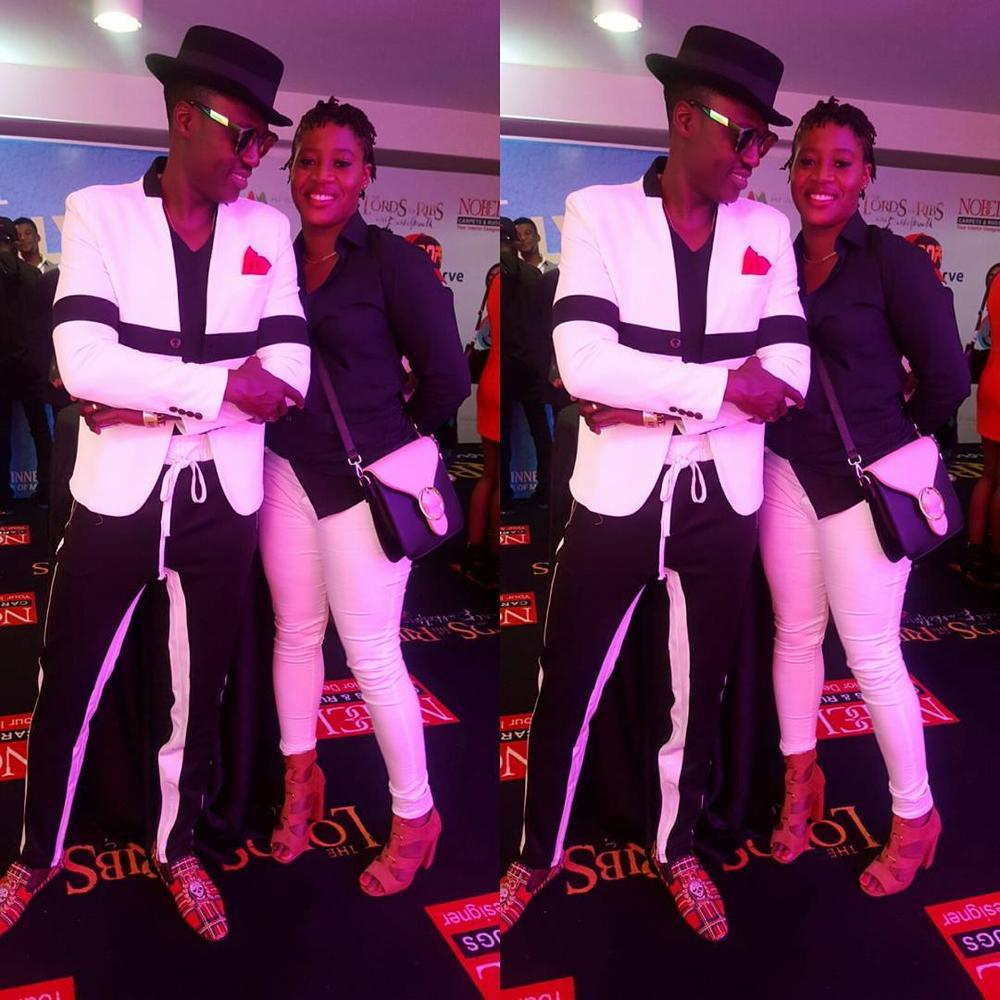 BellaNaija - Naija Couple!?? Sound Sultan and Wife Farida celebrate 8 years of Marriage
