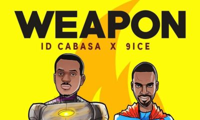 New Music: ID Cabasa X 9ice - Weapon