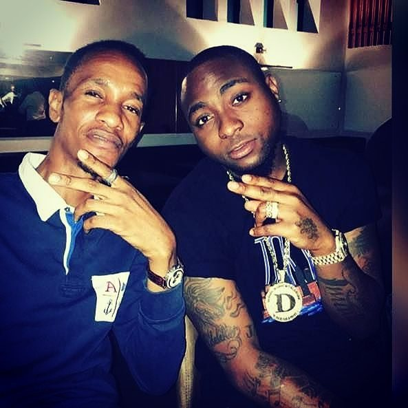 Tagbo: God knows my hands are clean, says Davido