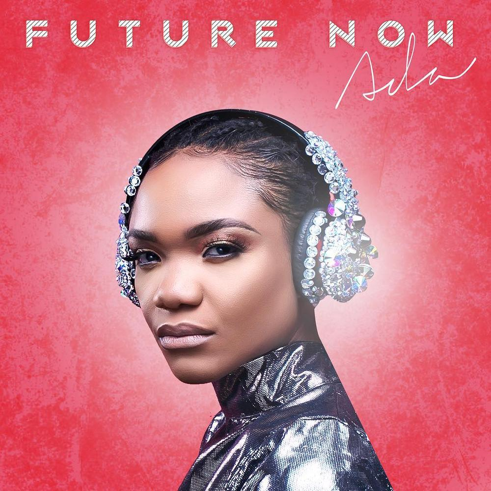 """Ada's New Album """"Future Now"""" races to No. 1 Spot on iTunes Nigeria on same day of release"""