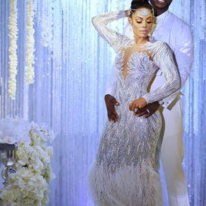 First Look: Gucci Mane and Keyshia Ka'oir's Super Lavish Wedding #TheManeEvent
