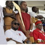 """Mama would loved this one"" - Davido on celebrating with King of Benin on his Anniversary"