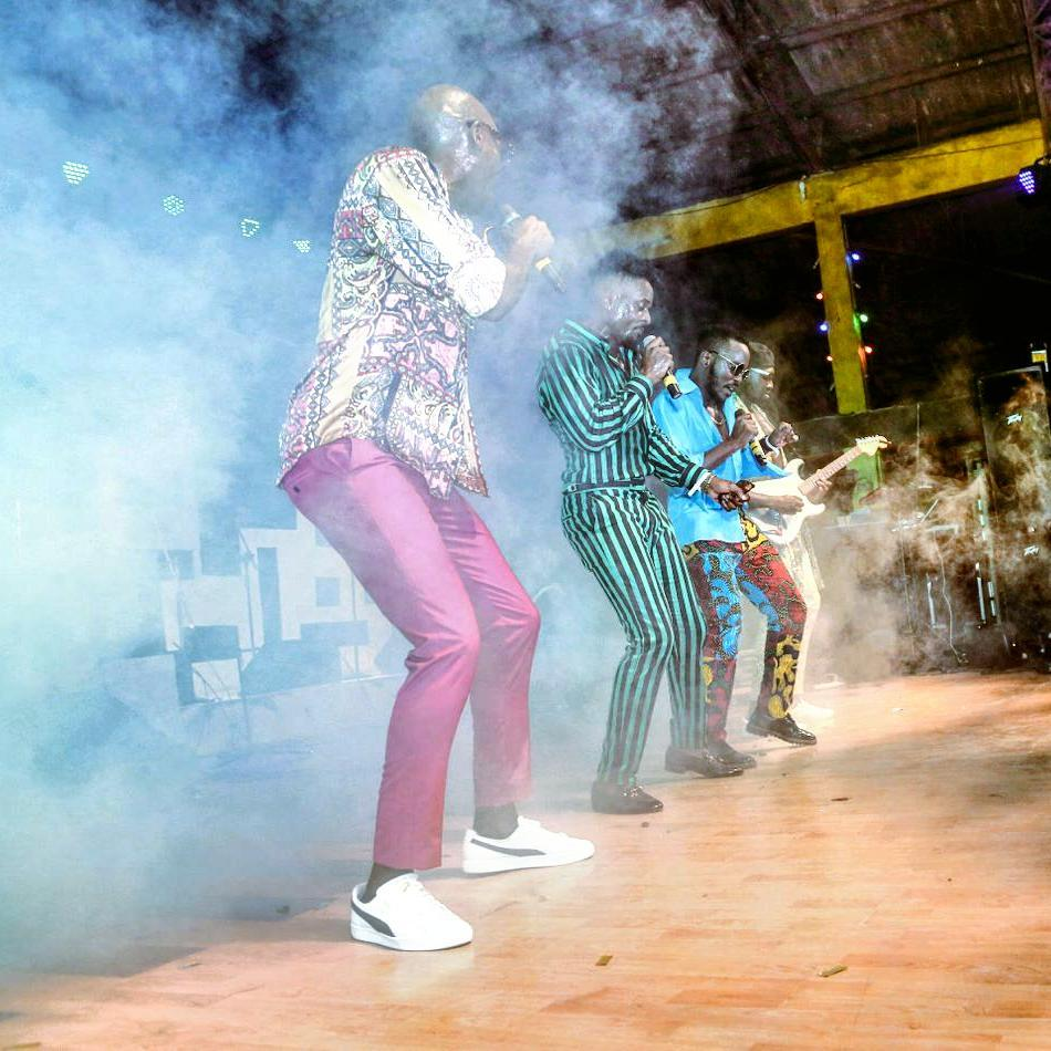 Wizkid, Sauti Sol ensure a fitting Finale to Felabration 2017