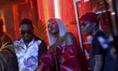 "Tiwa Savage, Wizkid and Spellz' Music Video for ""Ma Lo"" is looking ?"
