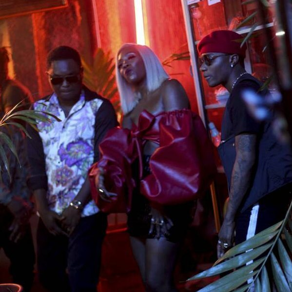 "Tiwa Savage, Wizkid and Spellz' Music Video for ""Ma Lo"" is looking 🔥"