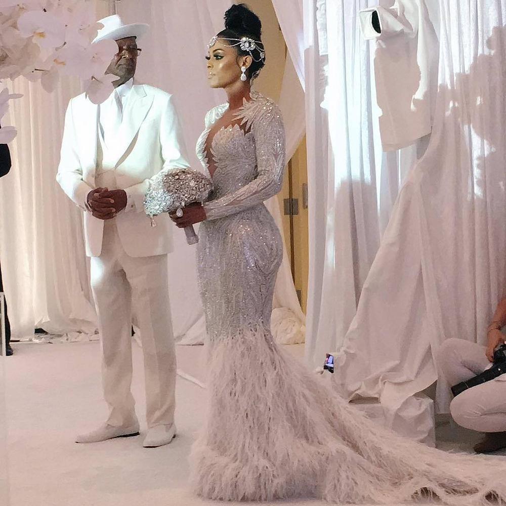 gucci mane and keyshia kaoirs super lavish wedding