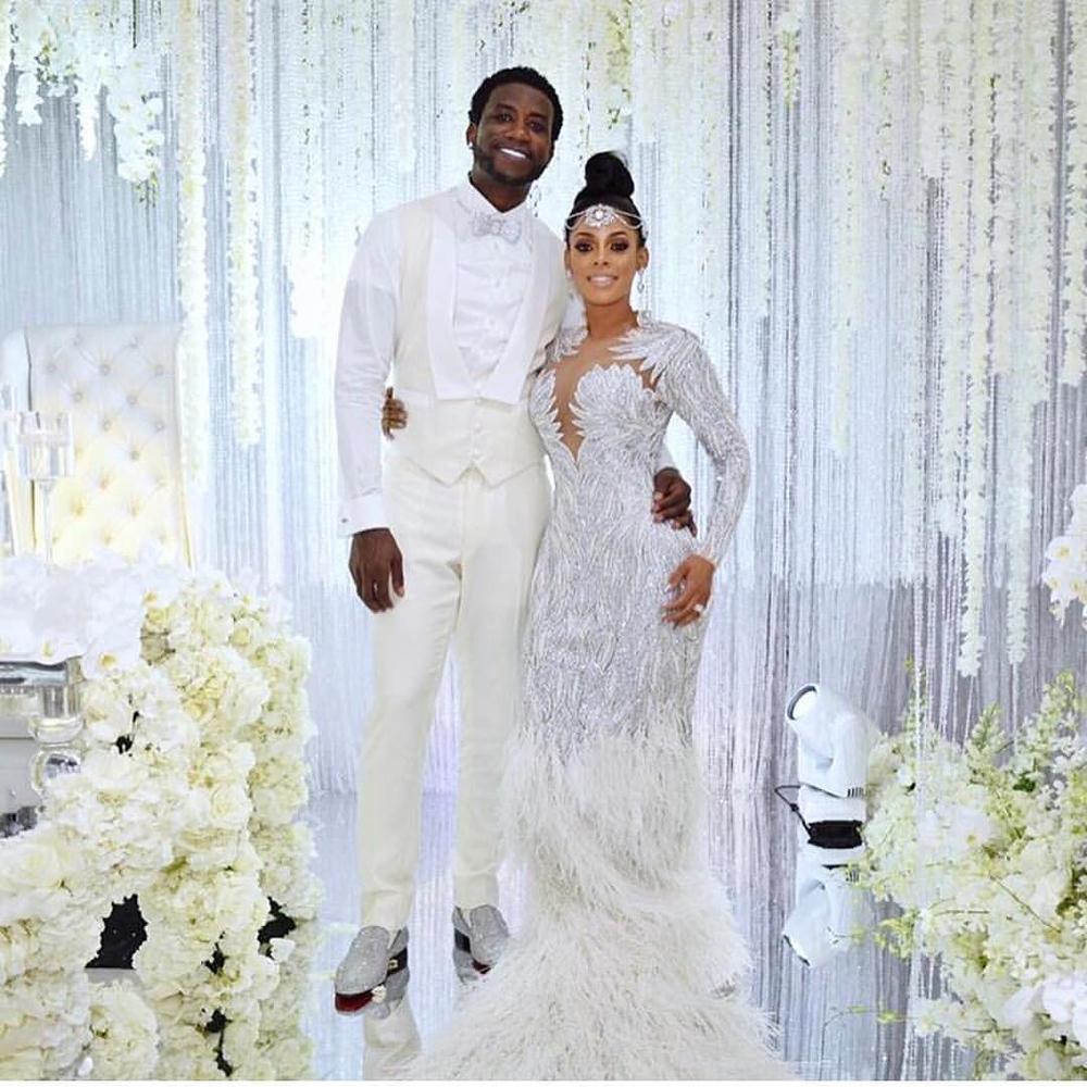 Gucci Mane and Keyshia Kaoir's Super Lavish Wedding #TheManeEvent