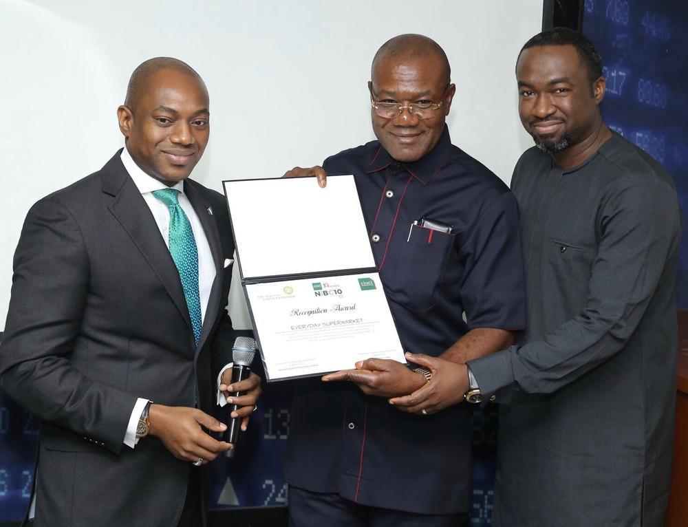 4 Mr  Fela Durotoye Dr Charles Dimnwaobi and Mr Chukwuka Monye.