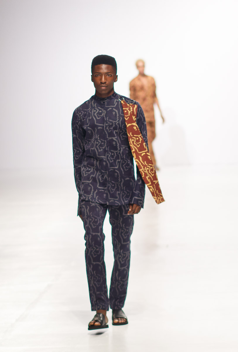 Heineken Lagos Fashion & Design Week Day 1: JZO