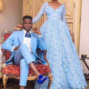 Akin Faminu & Tosin Sho-Silva take on Wedding Fashion with a Modern Twist