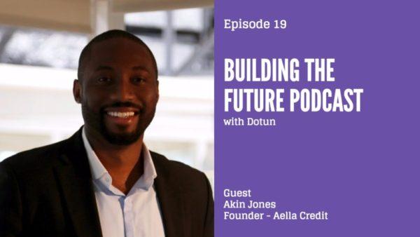 "Getting into YC and 500 Startups | Akin Jones talks to Dotun on ""Building the Future"" Podcast - BellaNaija"