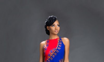 "#NSFDW5 Most Promising Designer of the Year ""Apparels by Pearl"" presents The Afrik Belle Collection"