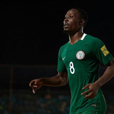 Nigeria beach soccer star ranked among 2017 World's 50 Best Beach Soccer players ?