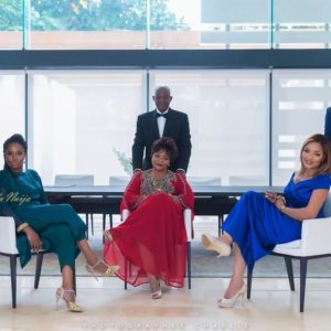 BN Living Sweet Spot: The Alakija Family Shoot is all Shades of Beautiful
