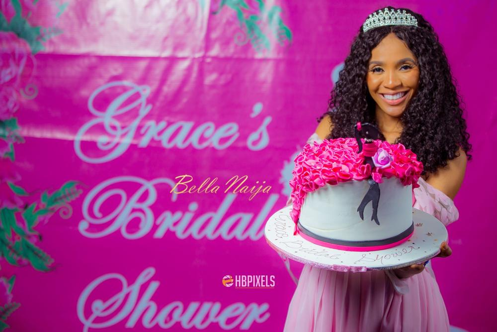 Thecasual17 Pink Themed Surprise Bridal Shower Happybenson Pixels