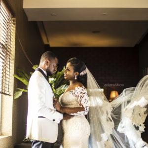#TheIgbinedion17 – Daniel & Izebike's Colourful Wedding in Benin City | Bedge Pictures