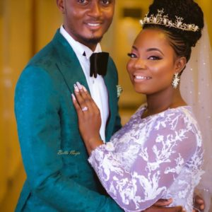 She was Searching for a Videographer…& found love instead! Eniola and Nosa's Charming #Luwera Wedding