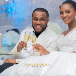 The Queen and her King! Powede and Ikenna's Super Lit #EniNelly17 Wedding | George Okoro Weddings
