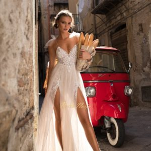 """BN Bridal: """"A Sicilian Love Story"""" for Muse by Berta 2018 Campaign"""