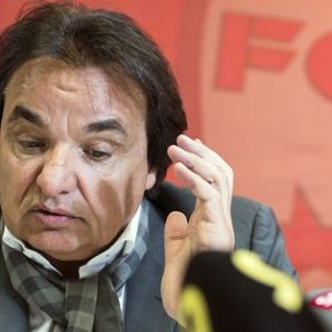 Sion FC President given 14-month Stadium ban after slapping Swiss TV Commentator