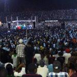 #30BillionAfricaTour: Davido sells out 50,000 capacity venue in Sierra Leone