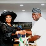 Ambode swears in Justice Oke as New Chief Justice of Lagos