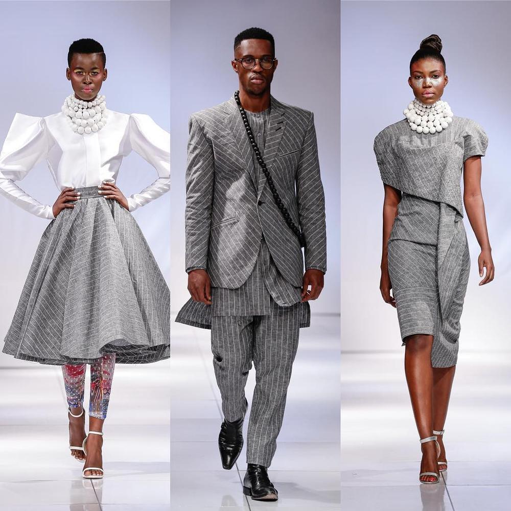 African American Fashion Show