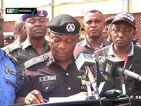 Lagos State Acting Police Commissioner Edgal Imohimi
