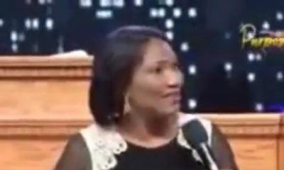 Poor, insensitive delivery, makes a mess of a great message - Freeze responds to Funke Felix-Adejumo's Sermon - BellaNaija