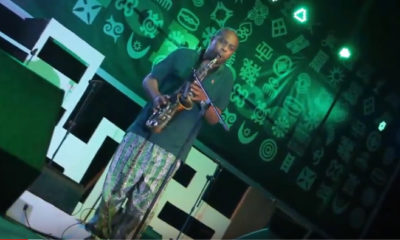 Femi Kuti, Simi, Praiz perform on Day 2 of Felabration 2017 | Watch Highlights - BellaNaija