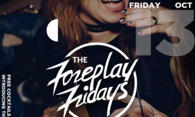 Foreplay Fridays