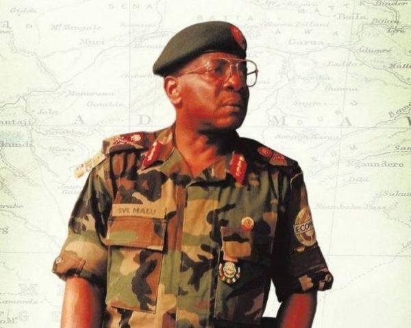 President Buhari mourns General Victor Malu - BellaNaija