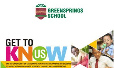 Greensprings School